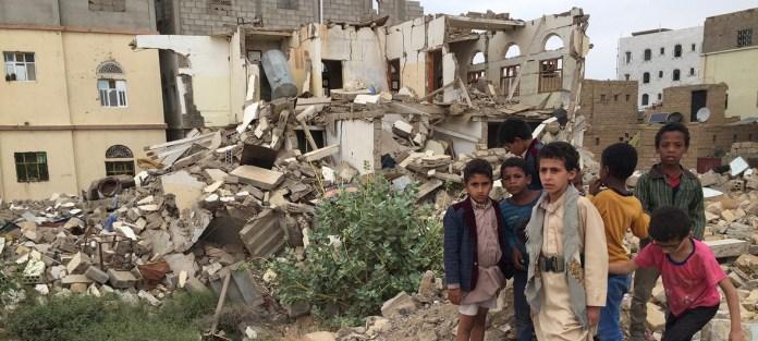 Niños de Yemen