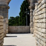 colosseumul din Pula, Croatia