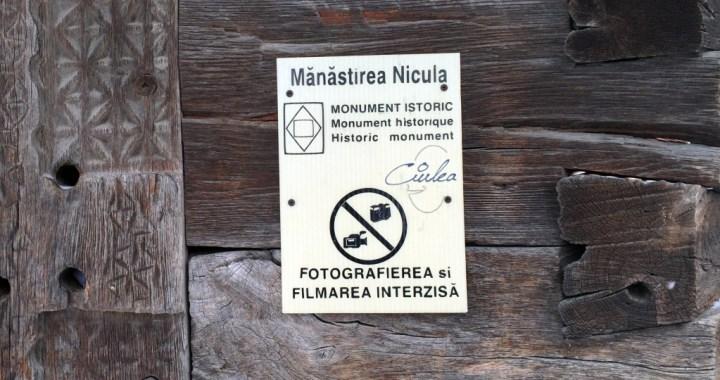 ManastireaNicula_MonumentIstoric