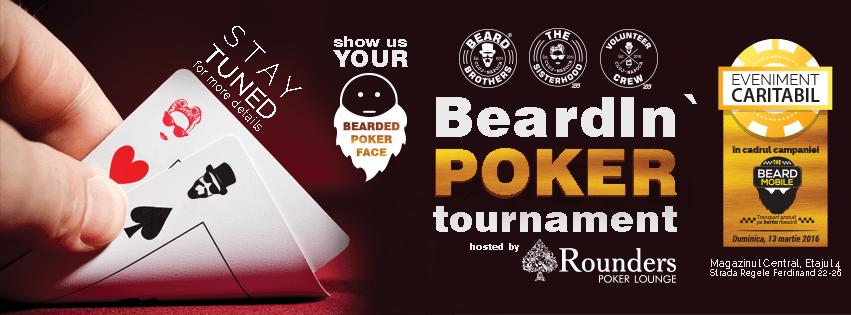 BeardIn POKER Tournament