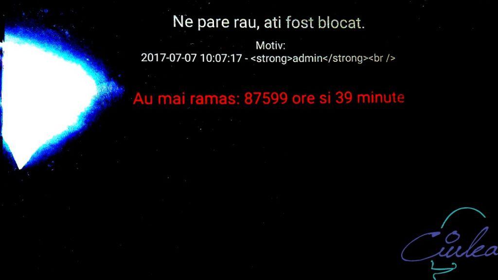 Dispecer Cluj A Blocat Taximetrist