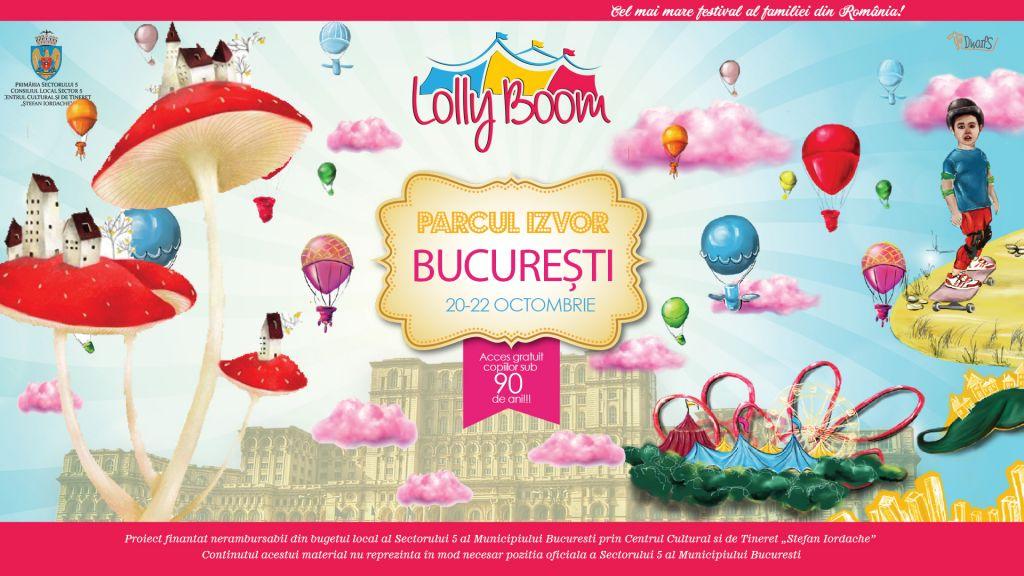 LollyBoom Bucuresti 2017