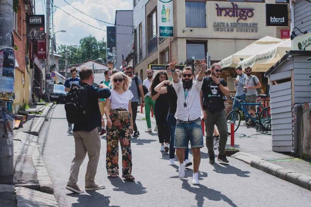 Workshop INSTAGRAM - #CBFStories - Cluj2018