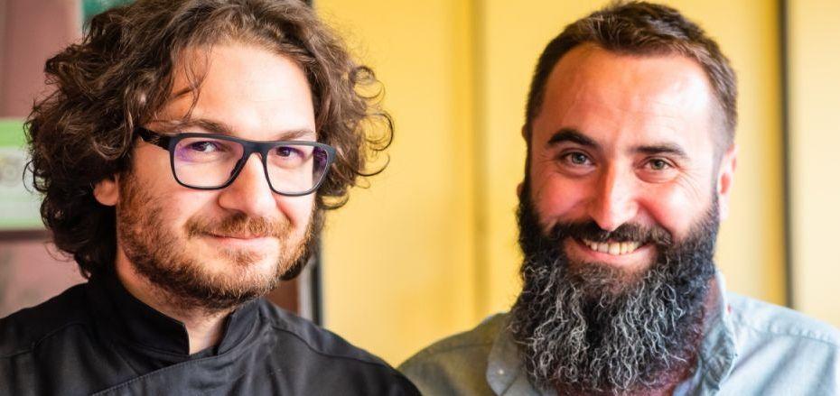Food Waste Combat - Chef Florin Dumitrescu alaturi de Dan Ciulea