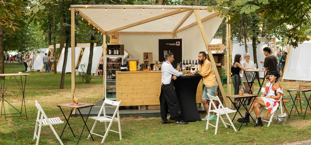 Wine Gallery @ Central ParkWine Festival 2019