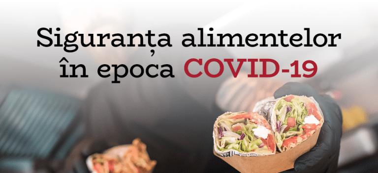 Siguranta Alimentelor COVID-19