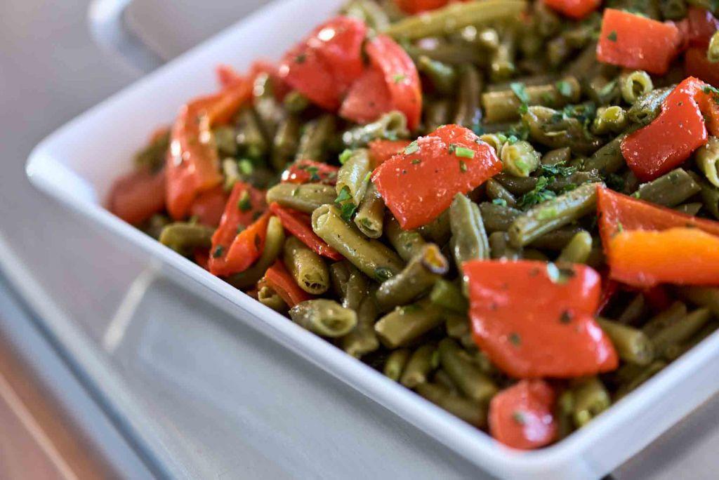 Salata Țărănească de păstăi verzi