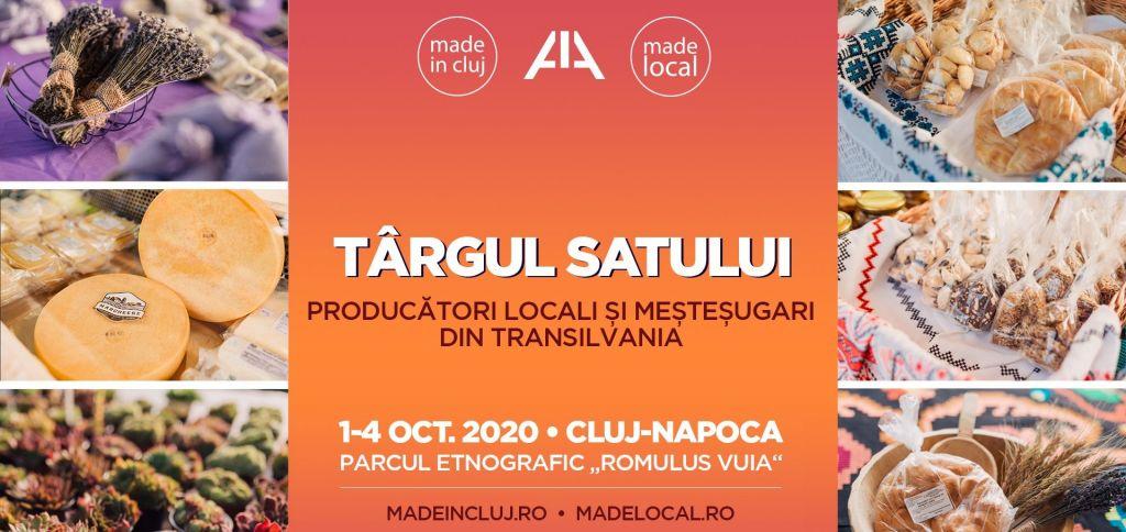 Targul Satului Made in Cluj