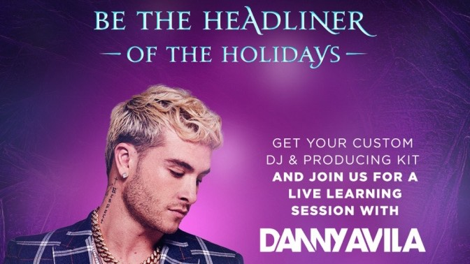Be The Headliner of the Holidays