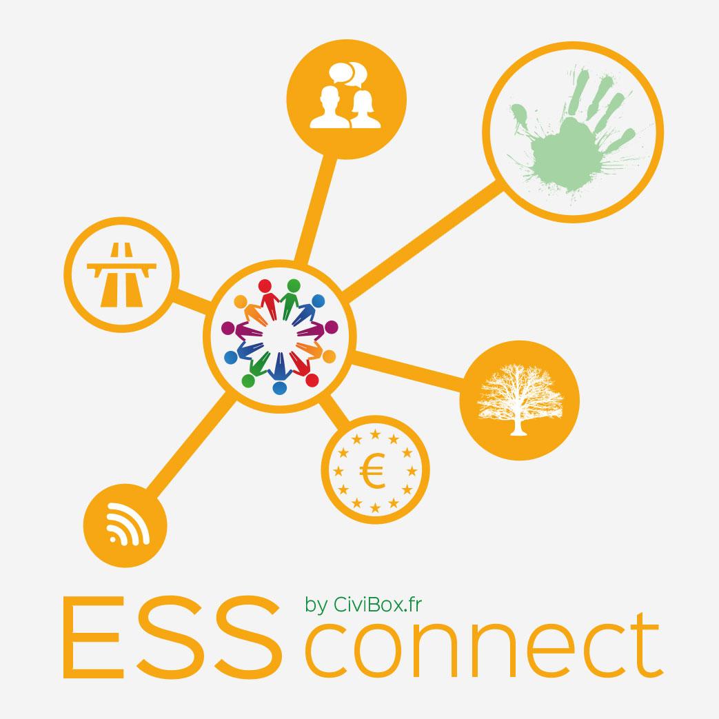 CiviBox - ESS Connect Logo