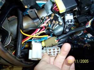 Stealth car alarm install  9598 Nissan 240SX