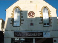Pargolla Funeral Home, Newquay
