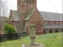 St Bees Priory sundial