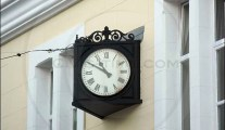 Maryport Senhouse Street clock