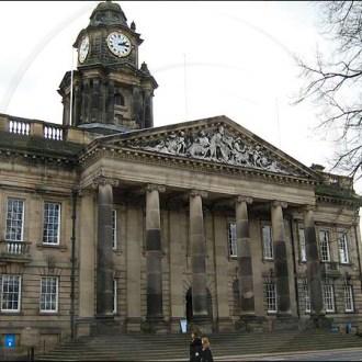Lancaster City Town Hall, Lancashire