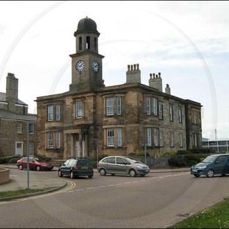 Former Hartlepool Harbour Master's office