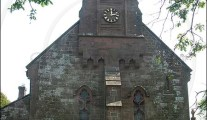 Gosforth church clock