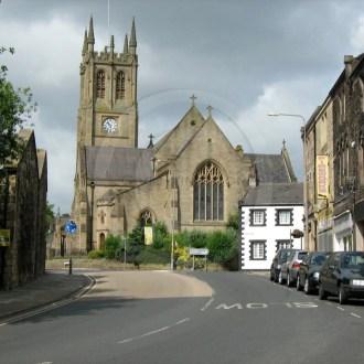 St. Leonard's Church Padiham, Lancashire