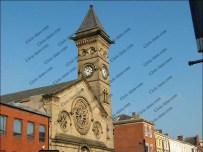 Fishergate Baptist church, Preston, Lancashire