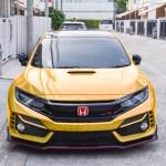 Leaked Bumper Vent Photos Of 2020 Hatch Page 2 2016 Honda Civic Forum 10th Gen Type R Forum Si Forum Civicx Com