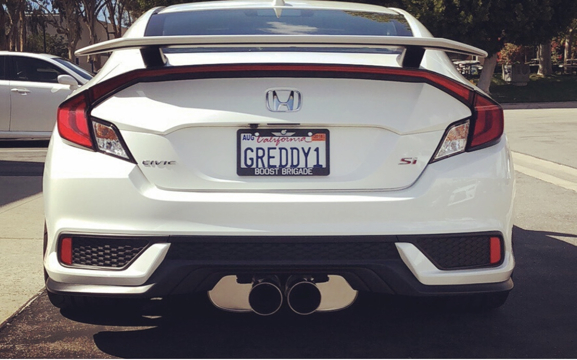 magnaflow or greddy si exhaust page 3