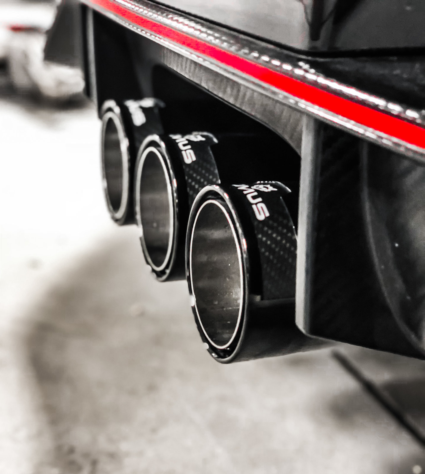 remus exhaust fk8 with dp fp 2016