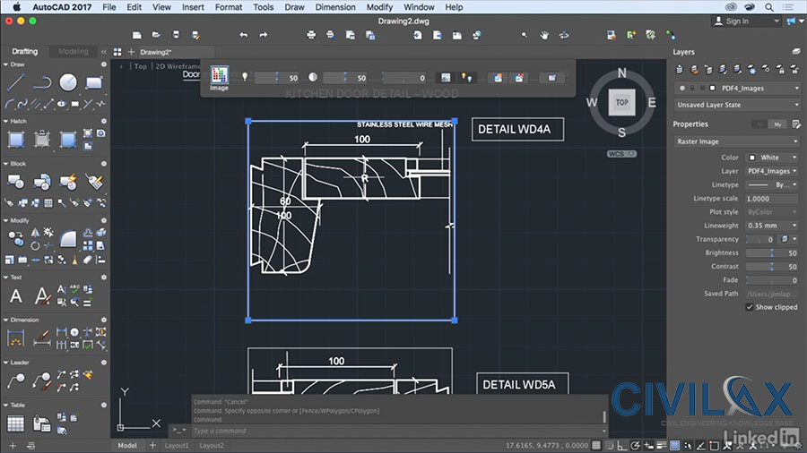 AutoCAD for Mac 2017 New Features - Civil Engineering Downloads