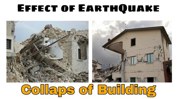 What is cause of Earthquake | Effects of Earthquake
