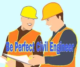 Skill of civil engineer