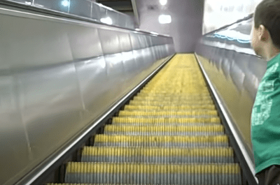Difference between Lifts and Escalators