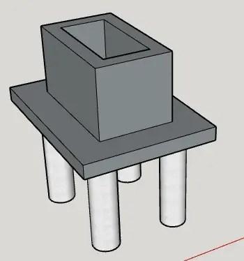 deep foundation-types of foundation
