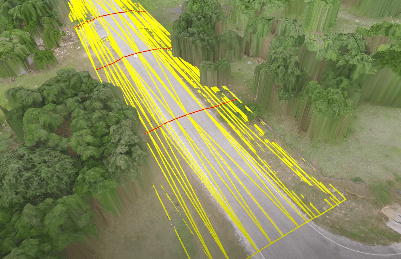 Preliminary survey Stage of highway alignment
