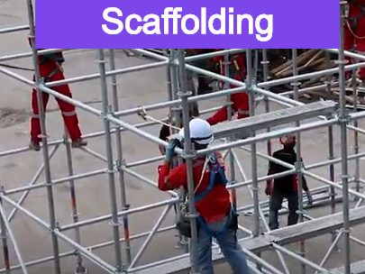 Scaffolding and Formwork - ( Types, Function, and Difference)