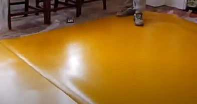 What is resilient flooring- Types | What resilient flooring are made of?