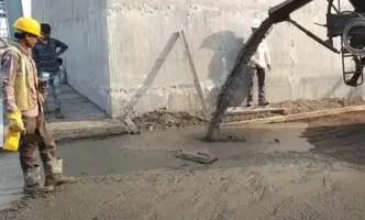 Segregation of concrete