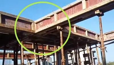 When to remove concrete forms
