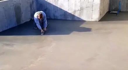 Type of concrete finish | Concrete finishing techniques