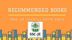 Recommended-Books-for-SSC-JE-Civil-2019-2020