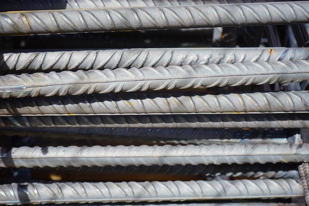 Standard unit weight of steel bars