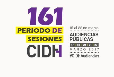 Audiencias CIDH: derecho a la verdad, persecución política y acceso a la justicia