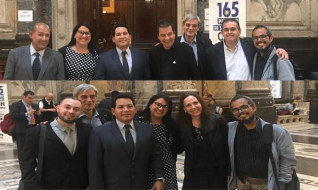 ONG de DDHH presentes en el 165° período de audiencias de la CIDH