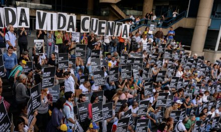 Violaciones de los derechos humanos en la República Bolivariana de Venezuela: una espiral descendente que no parece tener fin