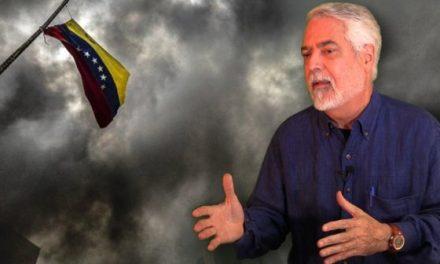 """Fernando Fernández: """"Las amenazas en Venezuela duplican la valentía de la sociedad"""""""