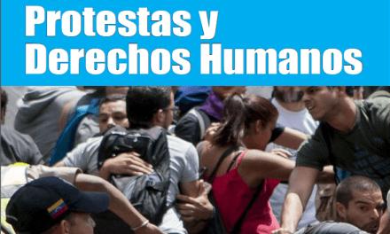 Venezuela 2014: Protestas y Derechos Humanos. Informe Febrero-Mayo 2014