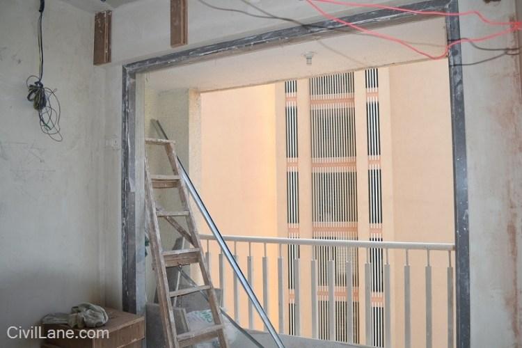 granite window framing rates with material and labour mumbai