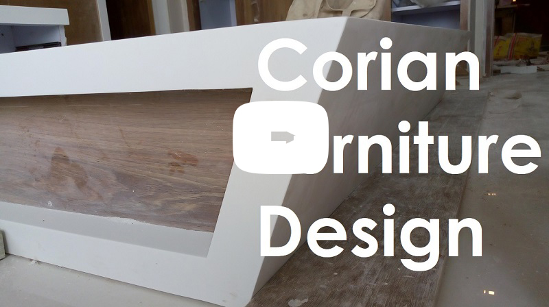 Corian Furniture Design India