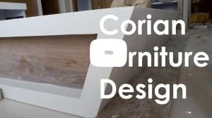 Corian Furniture Design India