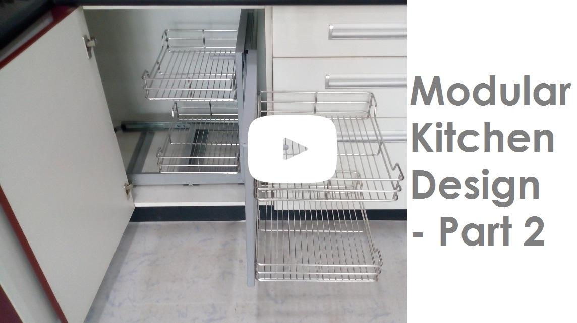 Modular Kitchen Design Part-2