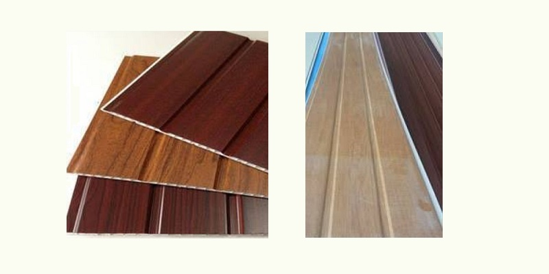 PVC False Ceiling And Wall Panel Samples
