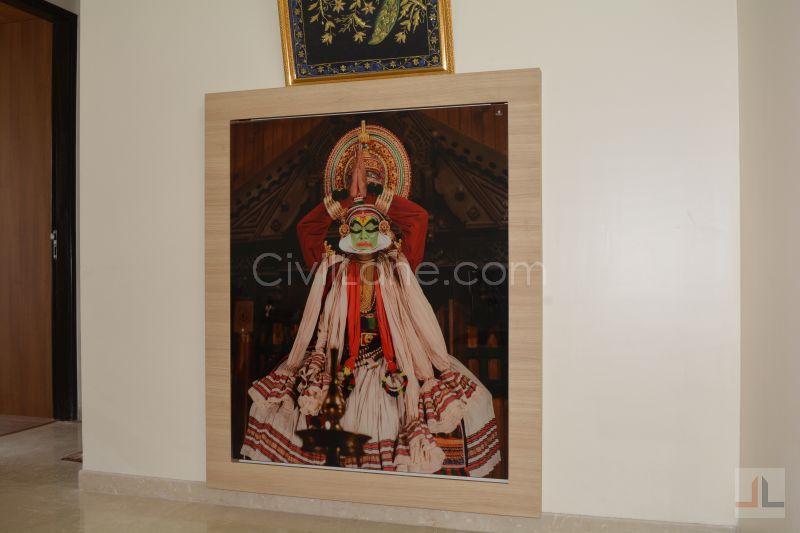 2BHK Home Interior Furniture Powai Mumbai